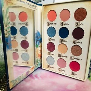 Storybook Cosmetics Little Briar Rose Palette